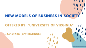 New Models of Business in Society Quiz |
